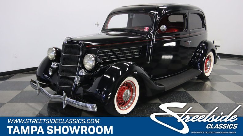 used 1935 Ford Model 48 car, priced at $44,995