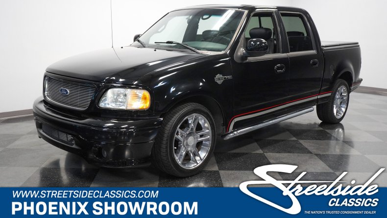 used 2001 Ford F-150 car, priced at $13,995