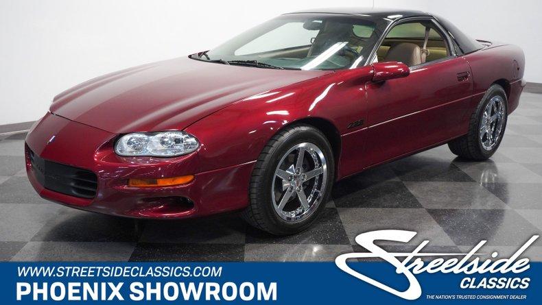used 2002 Chevrolet Camaro car, priced at $19,995