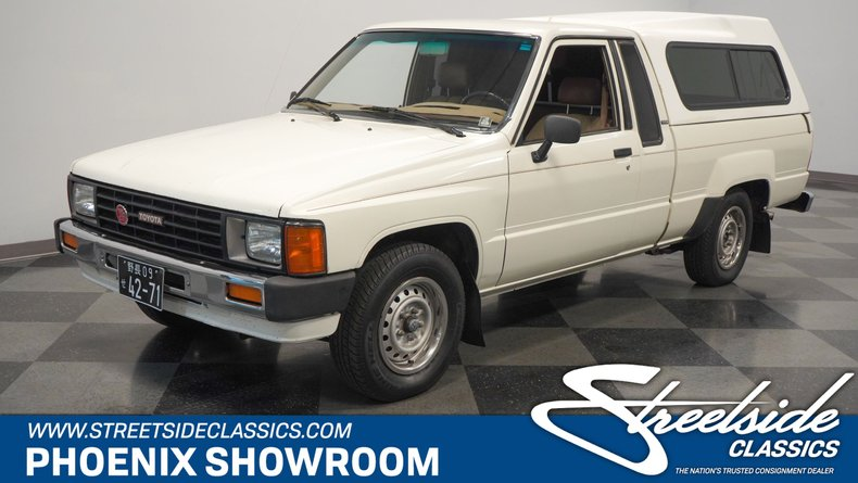 used 1985 Toyota Pickup car, priced at $8,995