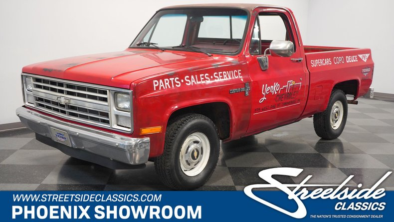 used 1986 Chevrolet C10 car, priced at $14,995