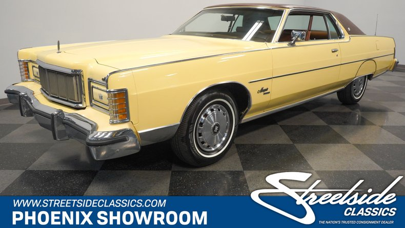 used 1975 Mercury Marquis car, priced at $16,995
