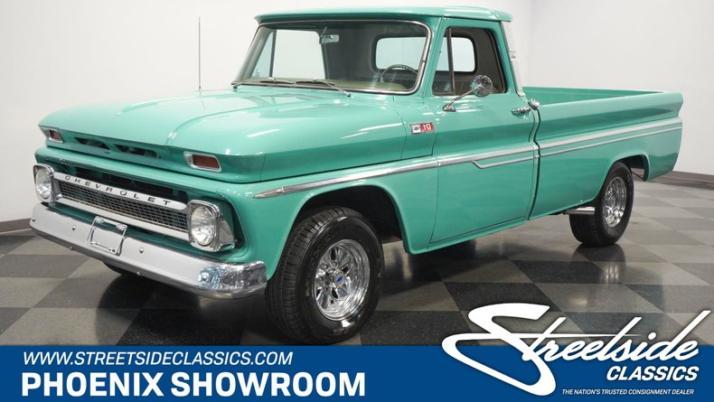 used 1965 Chevrolet C10 car, priced at $19,995