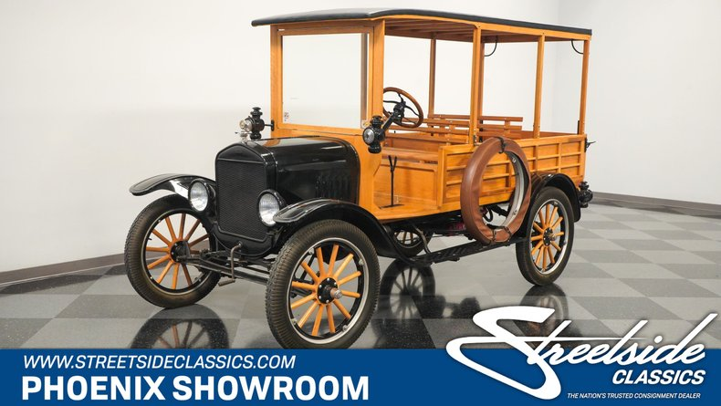 used 1924 Ford Model T car, priced at $13,995