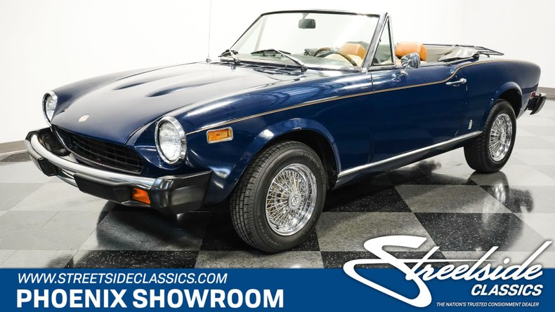 used 1976 FIAT 124 car, priced at $12,995
