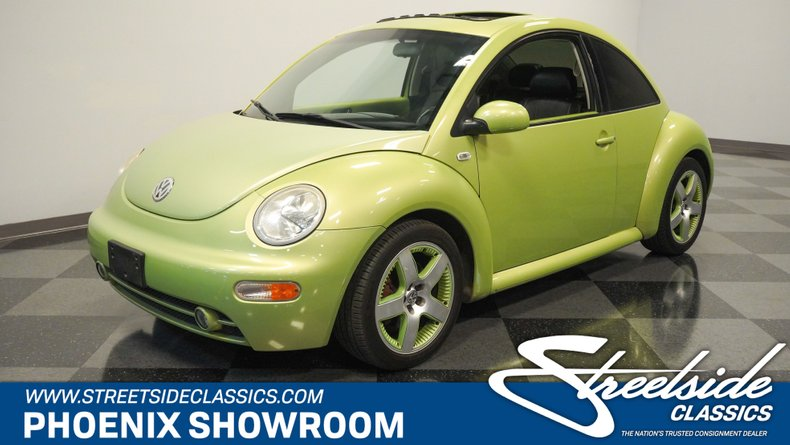 used 2003 Volkswagen New Beetle car, priced at $11,995