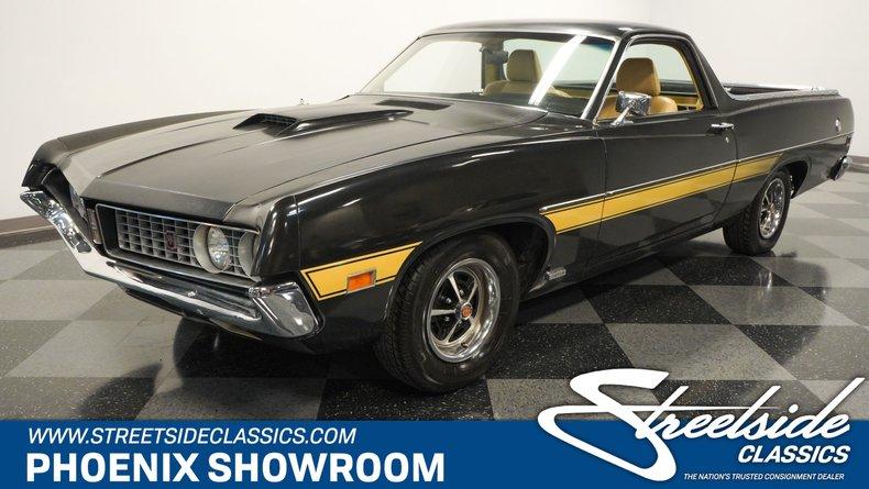 used 1970 Ford Ranchero car, priced at $18,995