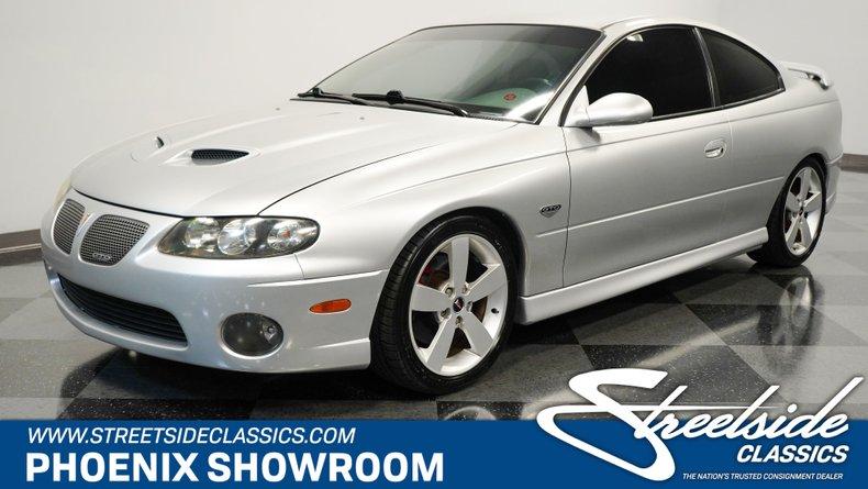 used 2006 Pontiac GTO car, priced at $18,995