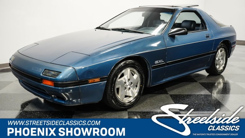 used 1988 Mazda RX-7 car, priced at $14,995