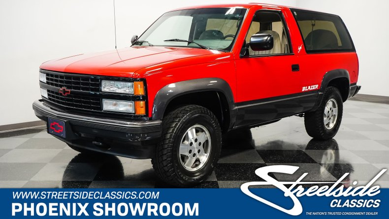 used 1992 Chevrolet Blazer car, priced at $16,995