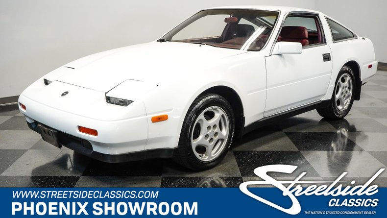 used 1987 Nissan 300ZX car, priced at $16,995