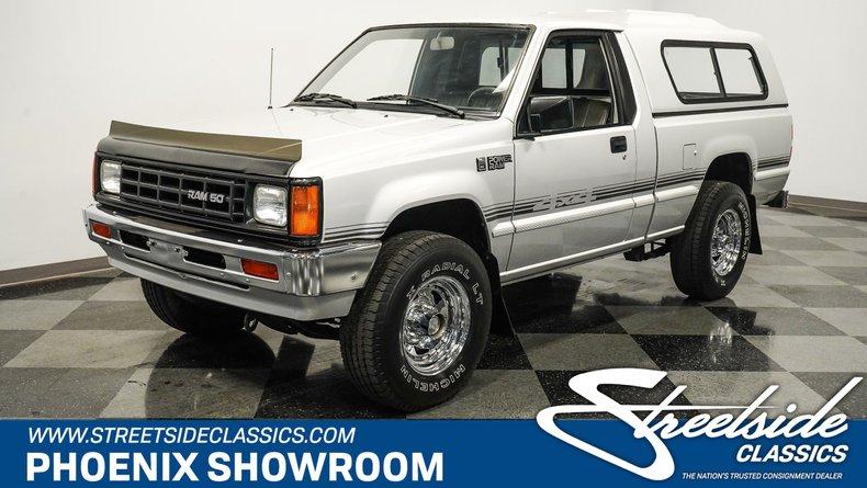 used 1989 Dodge RAM car, priced at $21,995